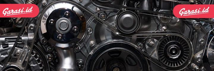 Selalu lakukan pengecekan pada komponen vital bagian mesin agar mesin selalu terjaga performanya
