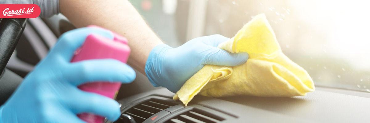 Perawatan interior mobil