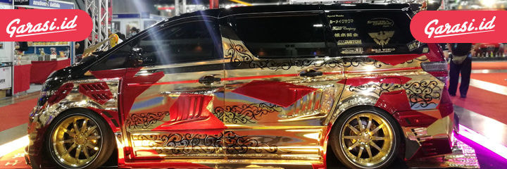 modifikasi Mobil