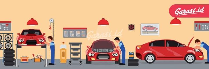 Garasi.id siap memberikan solusi untuk merawat mobil kamu