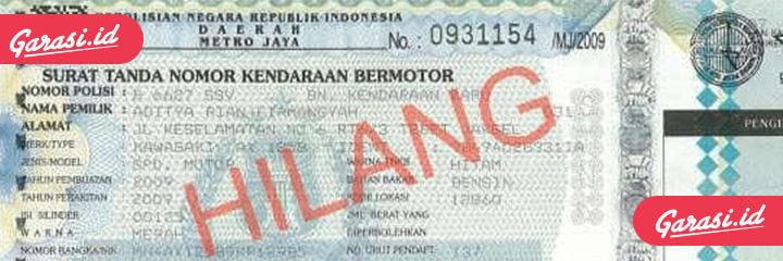 Pajak Kendaraan Warga Jakarta