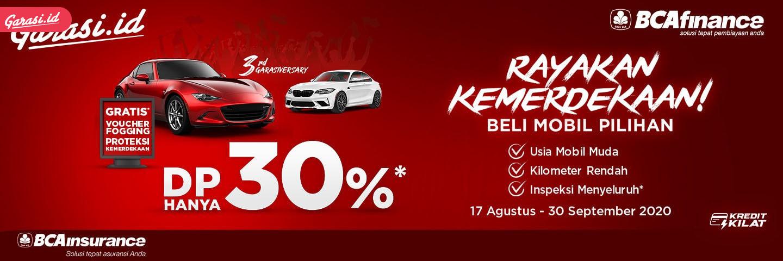 Promo DP 30% Mobil Bekas