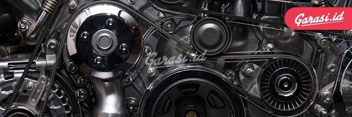 Tangki bensin yang berkarat dapat merusakan komponen dalam mesin