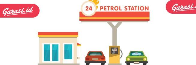Isi bensin mobilmu sesuai dengan kebutuhan