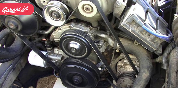 Muncul Bunyi Berdecit Pada Mobil, Periksa Bagian Ini !