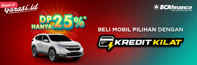 Kredit Mobil DP 25%