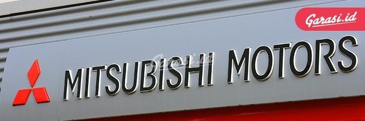 Mobil balap Mitsubishi