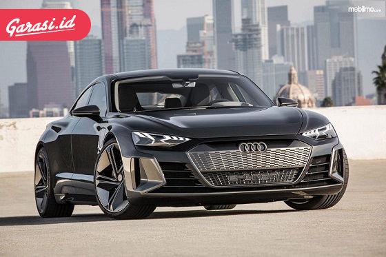 Pekan Ini Audi E-Tron Akan Wara-Wiri di Avengers : Endgame