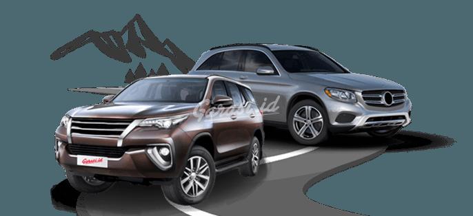 Temukan Mobil SUV Idaman di Koleksi Pilihan Garasi.id