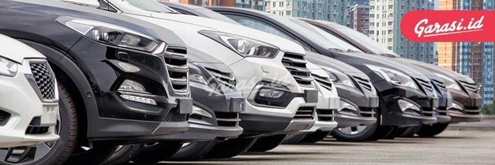 Interior dan Eksterior Mobil Bekas