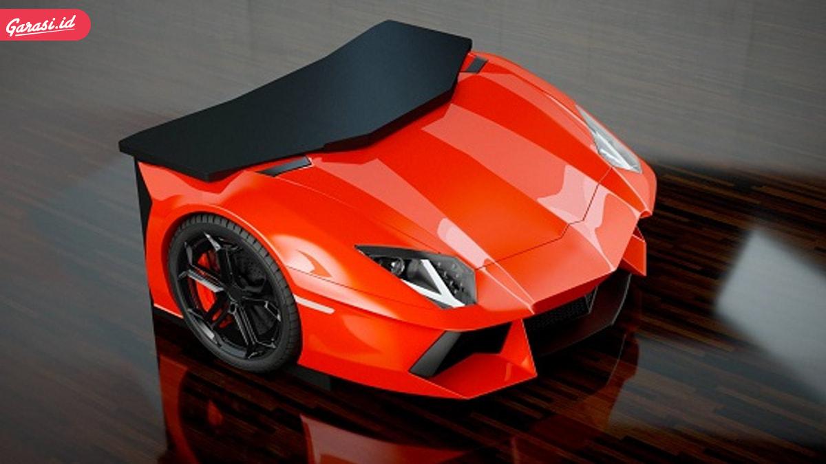 Wuihh.. Lamborghini ini Hanya Seharga Rp 525 Juta