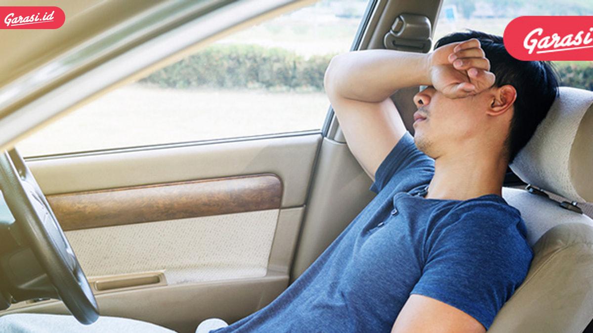 Jangan Tertidur Saat Mesin Mobil Menyala, Ini Bahayanya