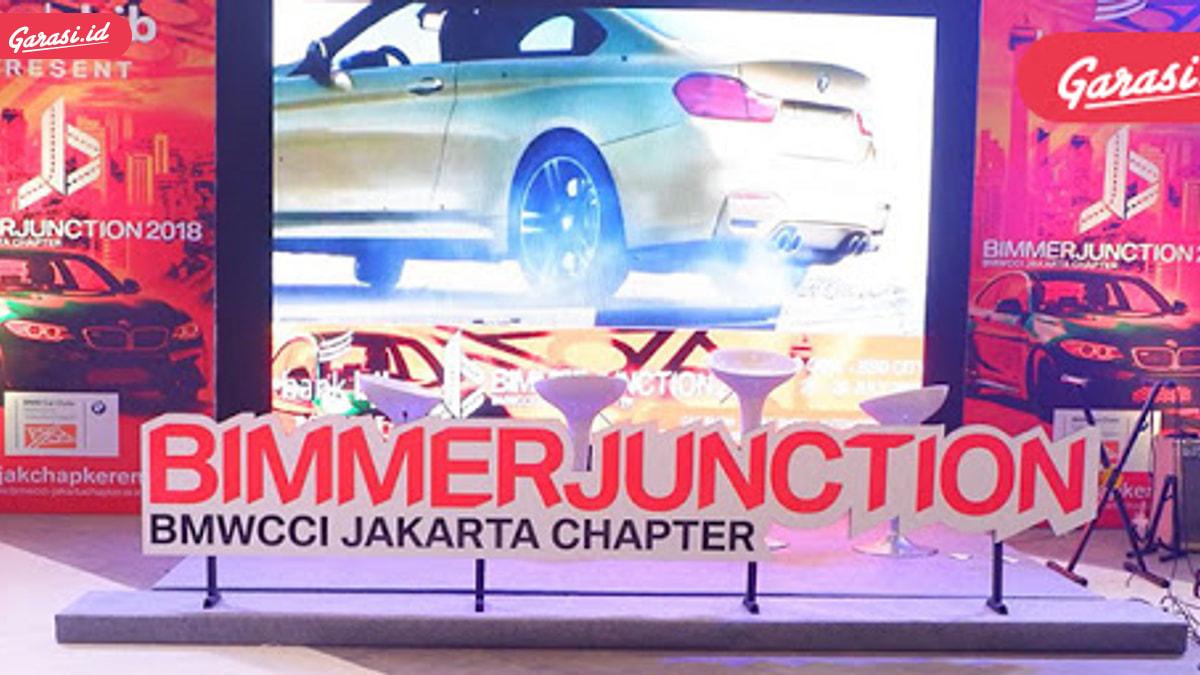 BMWCCI Gelar BimmersJuction 2018 di BSD City