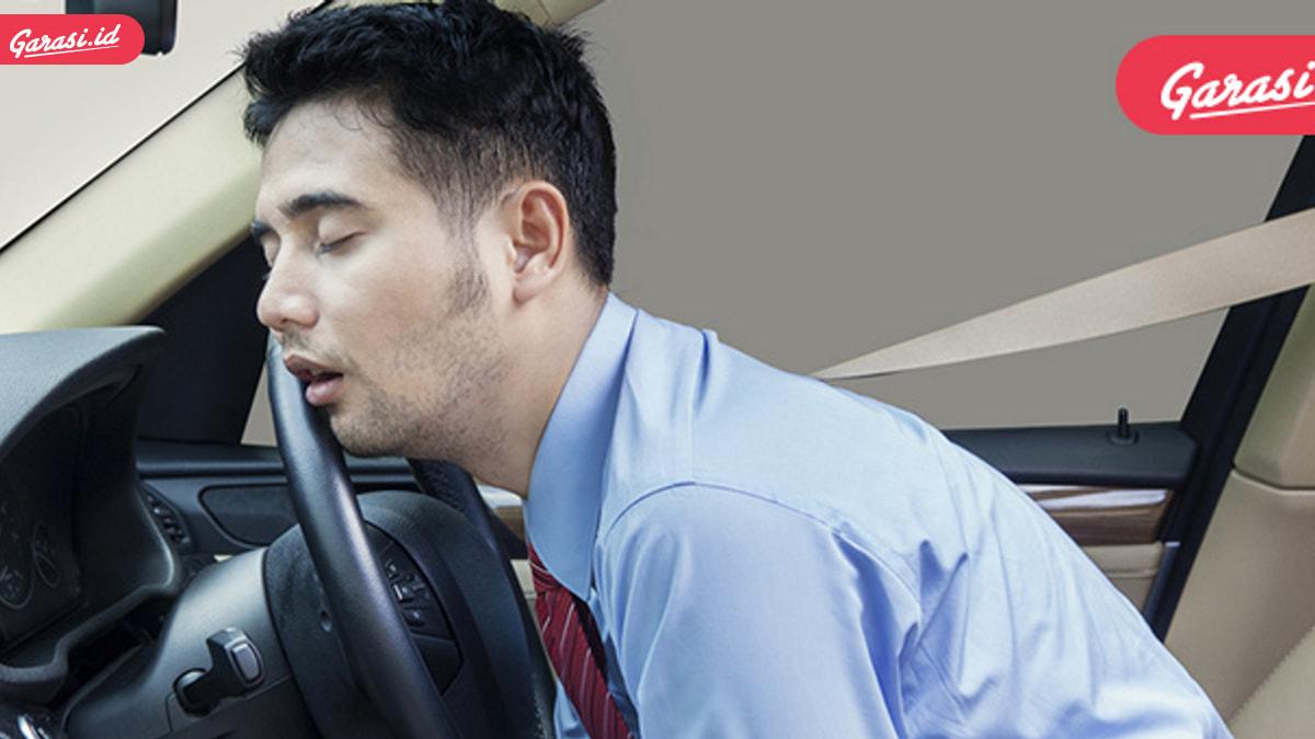 Suka Ngantuk Saat Naik Mobil? Ini Sebabnya