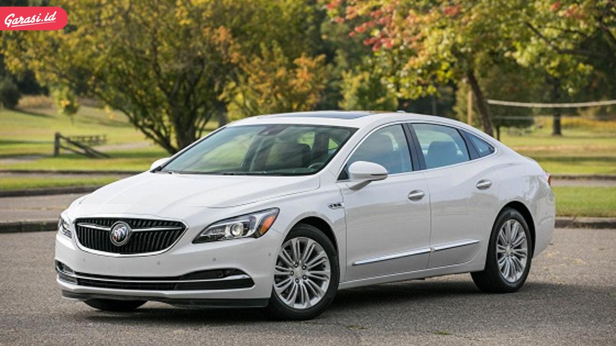Tahun Depan, GM Suntik Mati Sedan Andalan ini