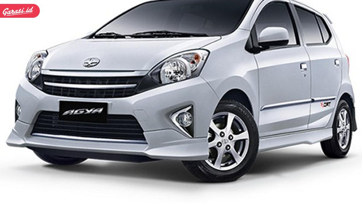 Kekurang dan Kelebihan Toyota Agya