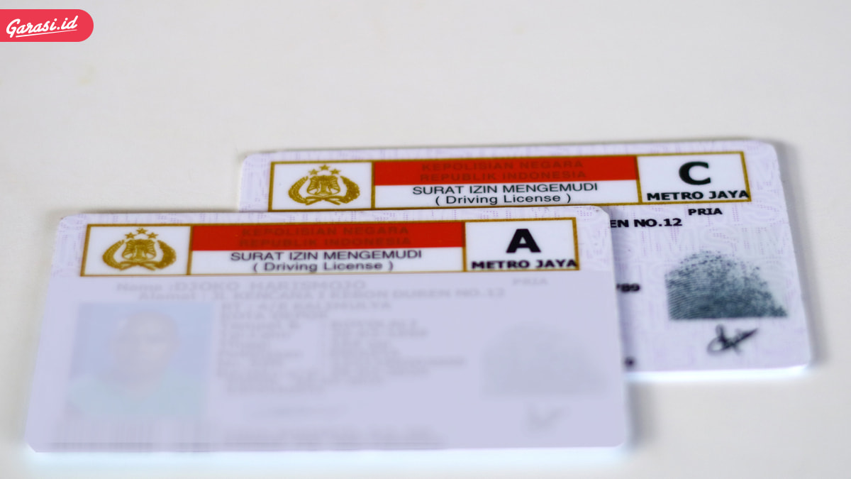 Berikut Informasi SIM Kendaraan Terbaru Yang Perlu Diketahui
