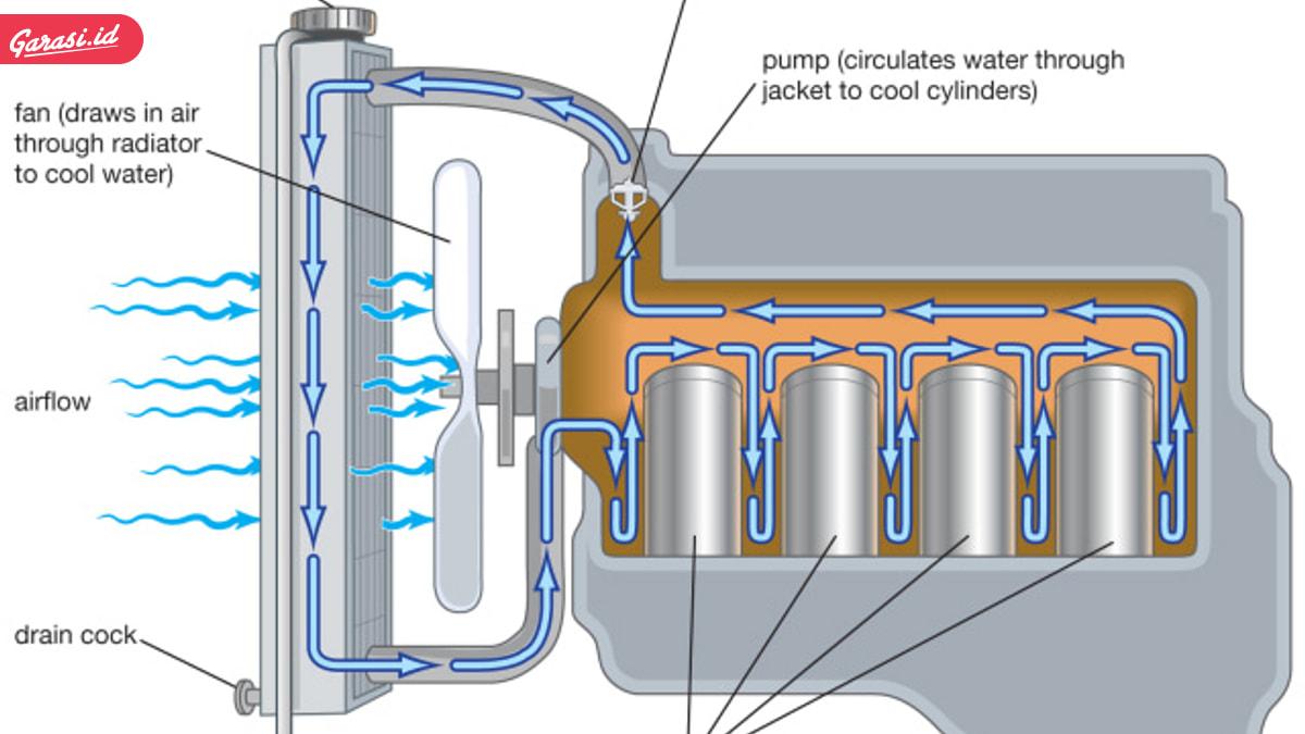Penjelasan Lengkap Thermostat Mobil, Fungsi dan Juga Jenisnya