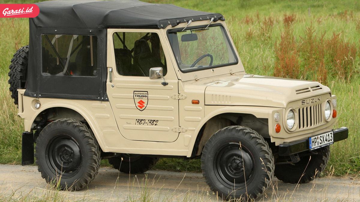 Suzuki Jimny, Pelopor Jip 4x4