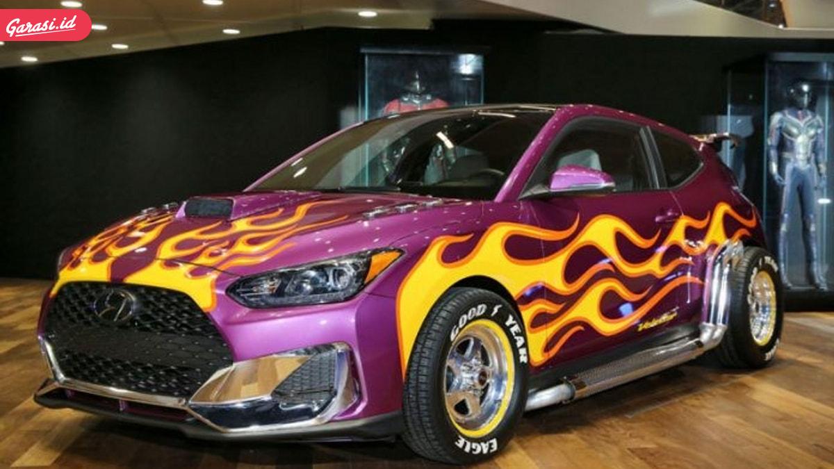 Mobil Korea 'Numpang Tenar' di Film Ant-Man