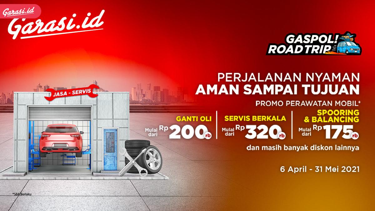 Jokowi: Sekarang Beli Mobil Harus Inden, Kalau Mau Cepet Bisa Trade In di Garasi.id