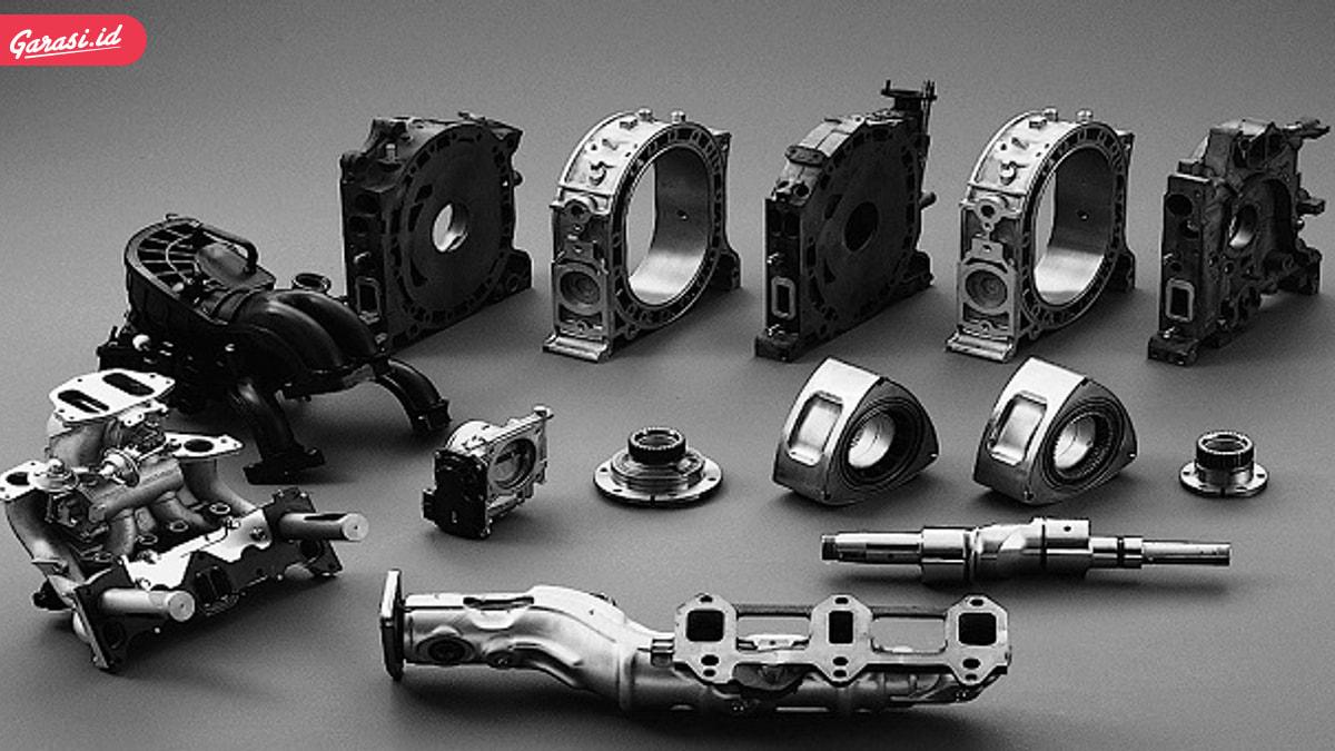 Wow! Ini Perbedaan Jenis Mesin Mobil Menurut Konfigurasinya