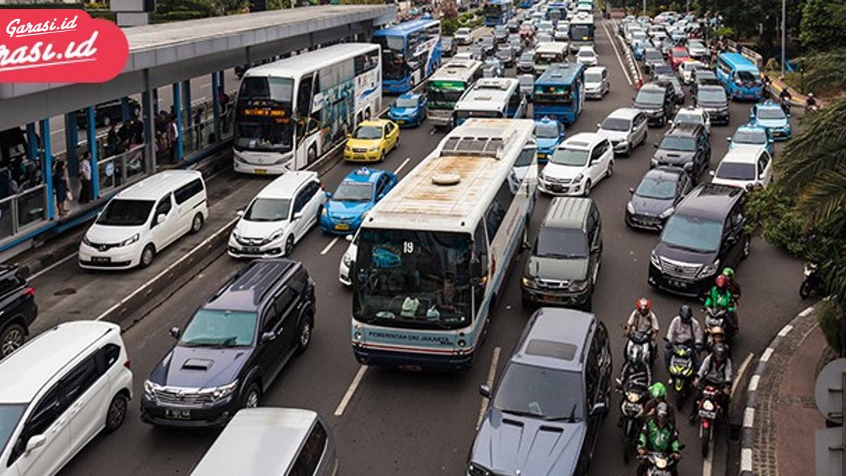 Perhatian! Ganjil-Genap di Jakarta Diperluas
