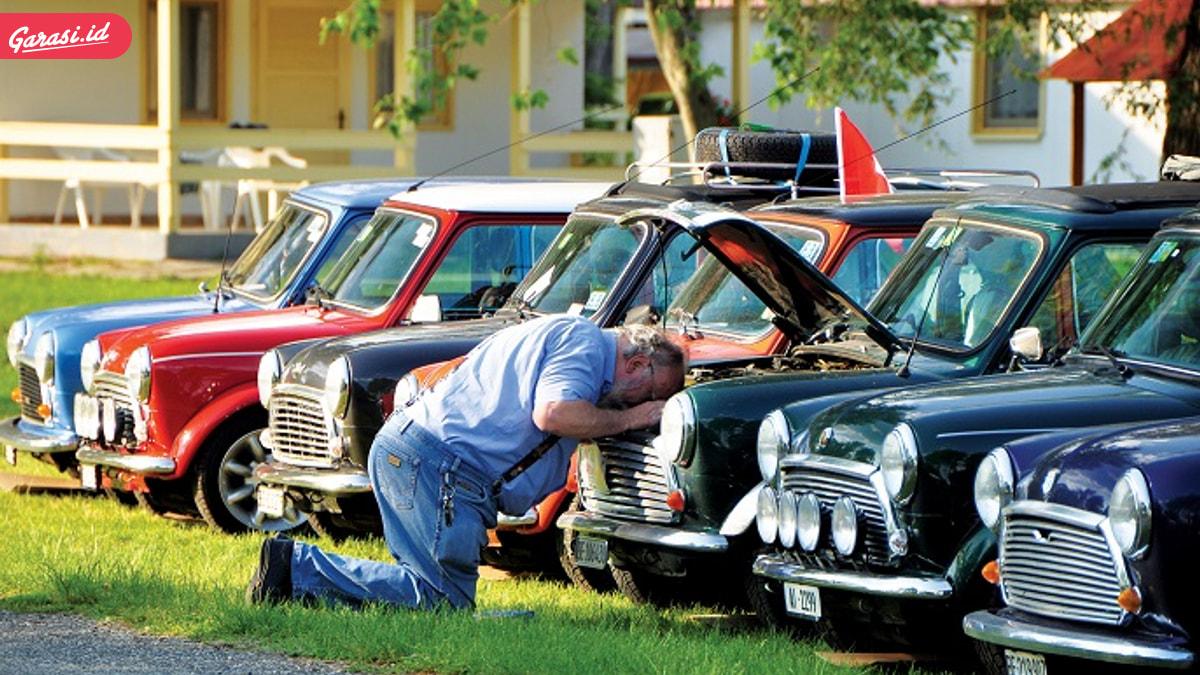 Parkir Mobil Sembarangan Bisa Berdampak Buruk