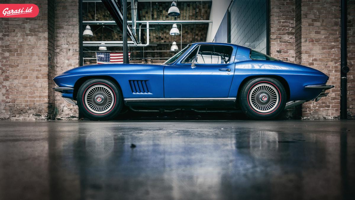 Joe Biden Punya Koleksi Mobil Klasik yang Pernah Dibawa Burnout!