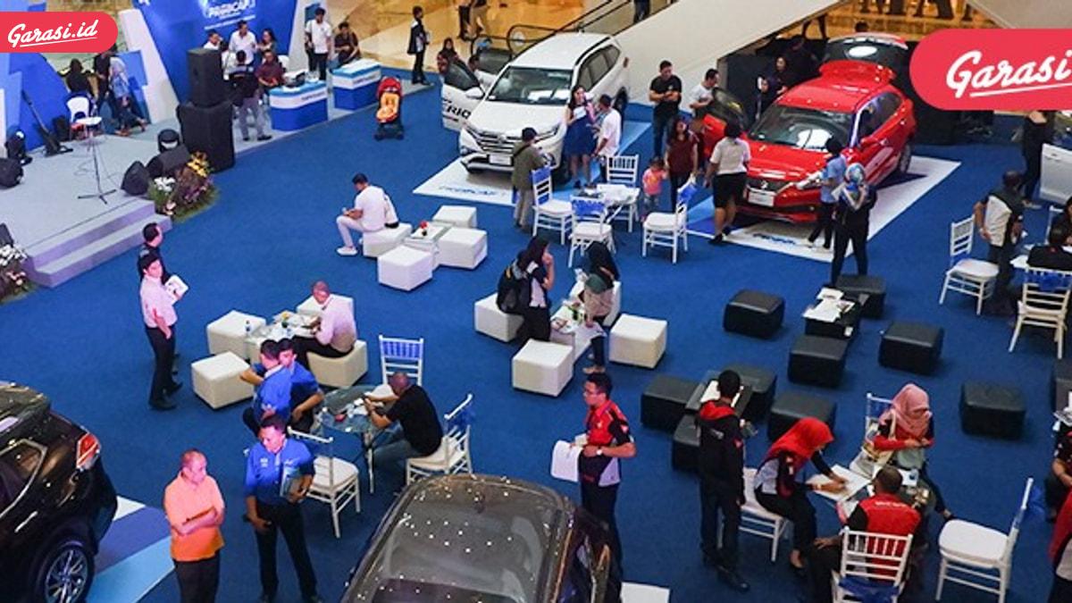 BCAF Gelar Pekan Raya Otomotif di Gandaria City