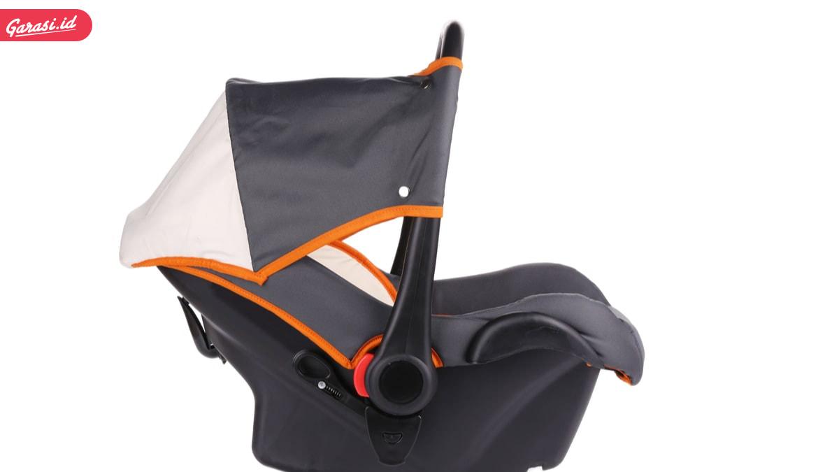 5 Tips Memilih Kursi Pengaman Bayi di Mobil