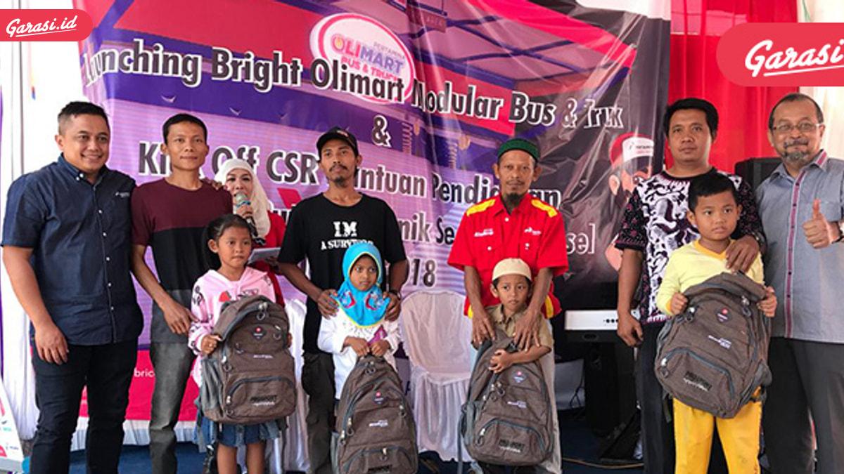 Pertamina Rilis Dua BOM di Lampung
