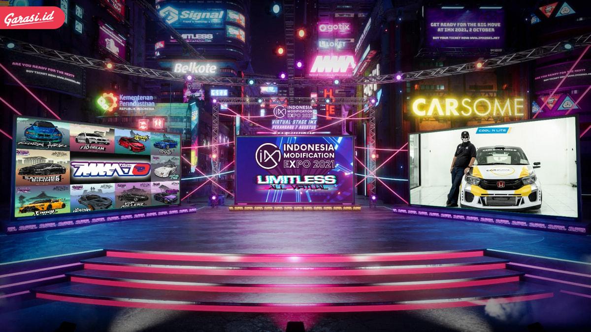 3 Hari Menuju IMX 2021 : Virtual Stage Pekanbaru Akan Digelar 7 Agustus 2021