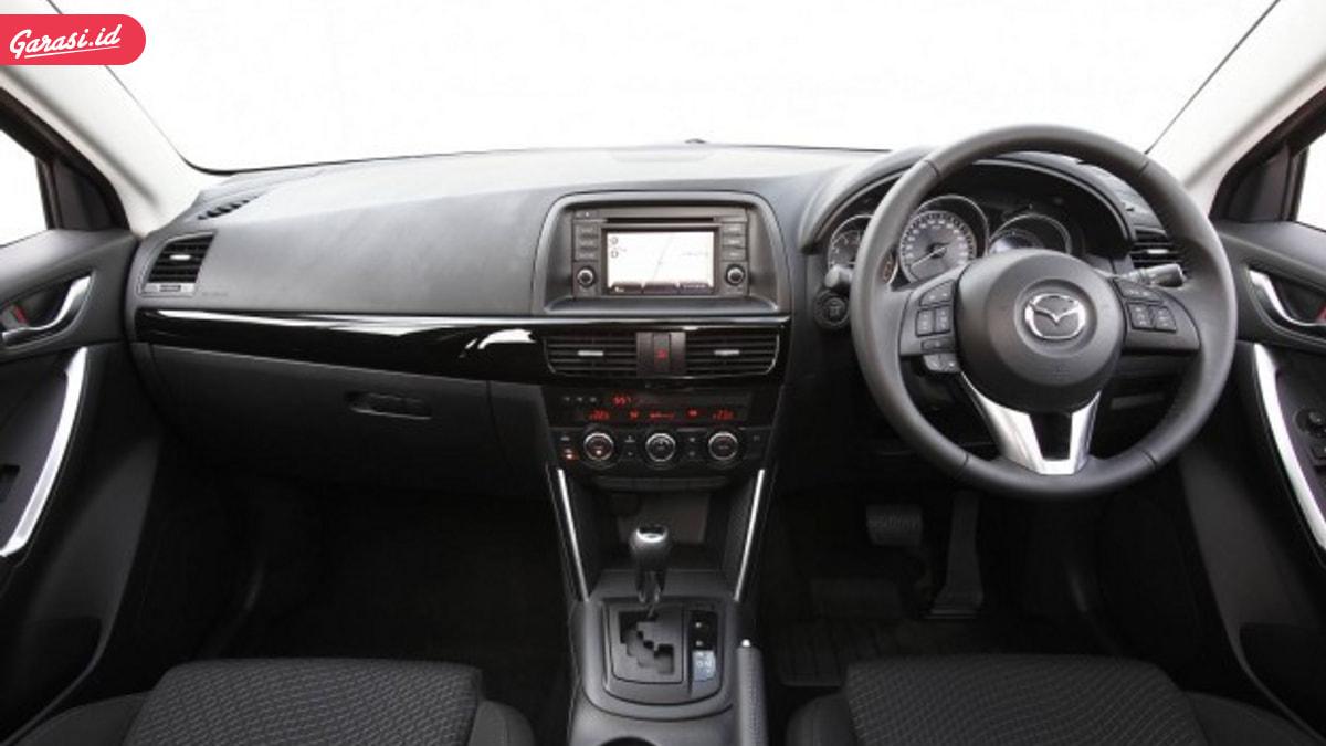 Mazda CX-5 Jadi Ancaman Baru Di Segmen SUV