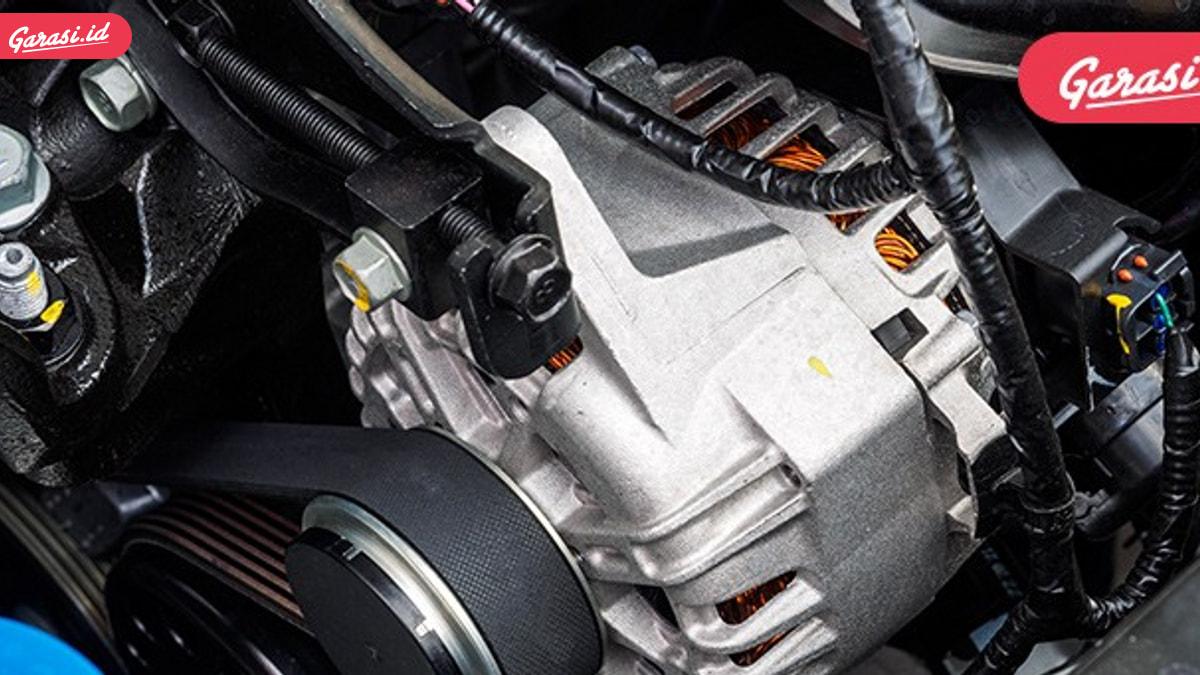'Menerawang' Umur Alternator Kendaraan