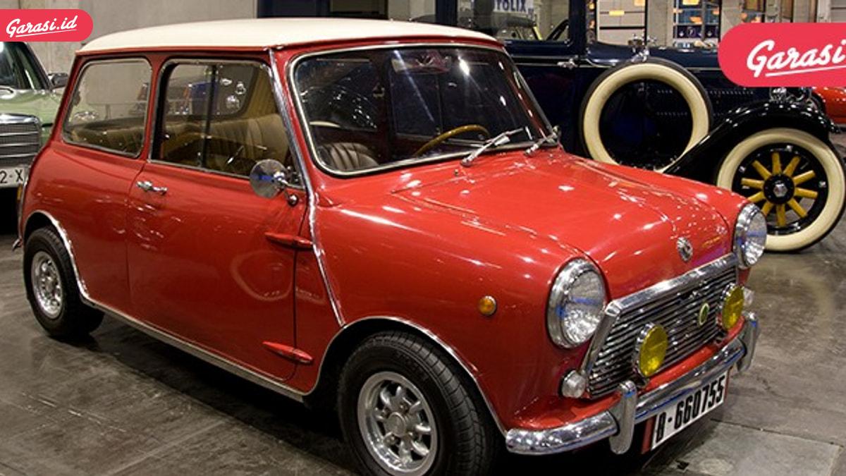Restorasi Mini Klasik Dengan Mesin 1500CC
