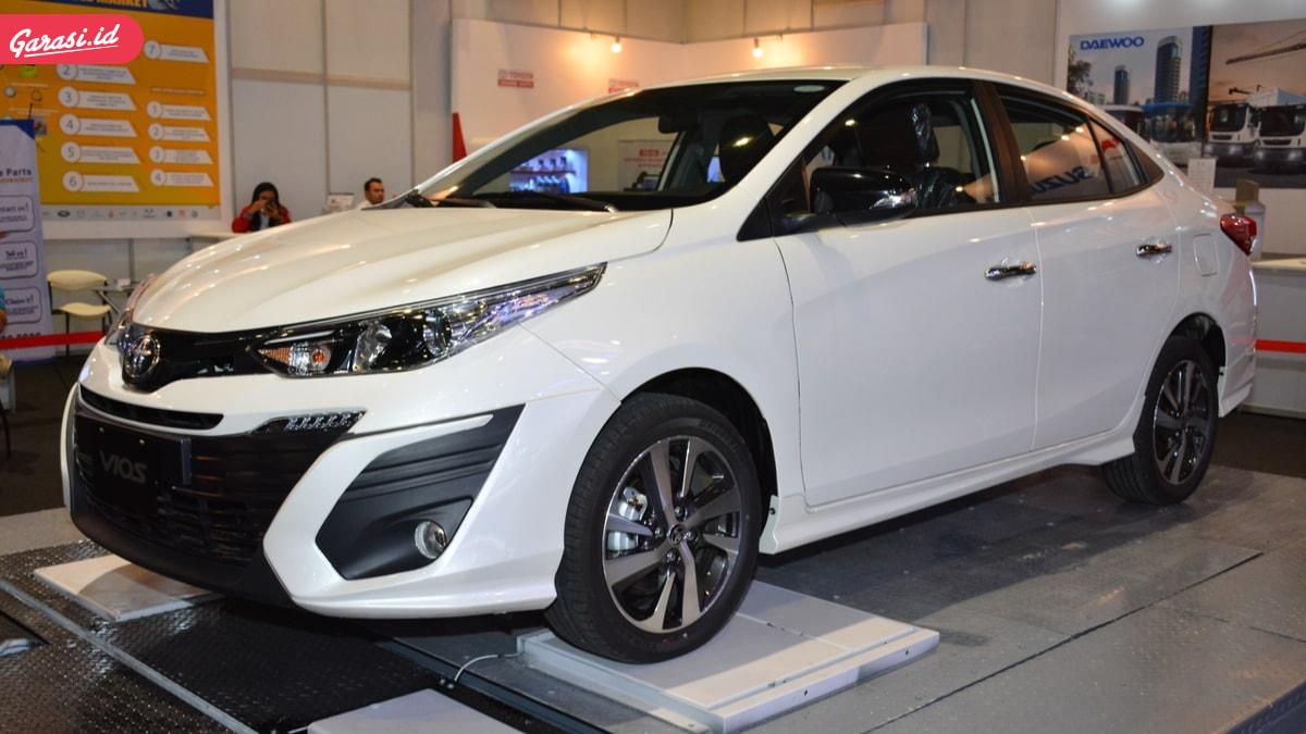 10 Mobil Sedan Bekas Harga 100 Juta Ter-favorit Tahun 2020
