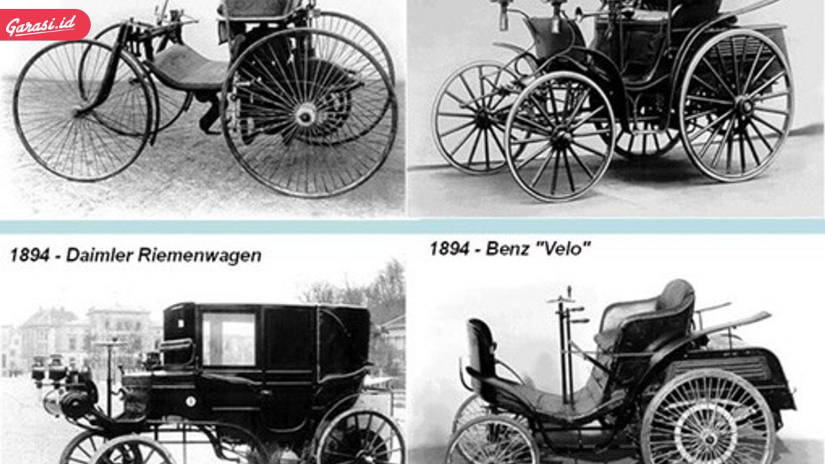 Sejarah Ditemukanya Mobil Pertama Kali