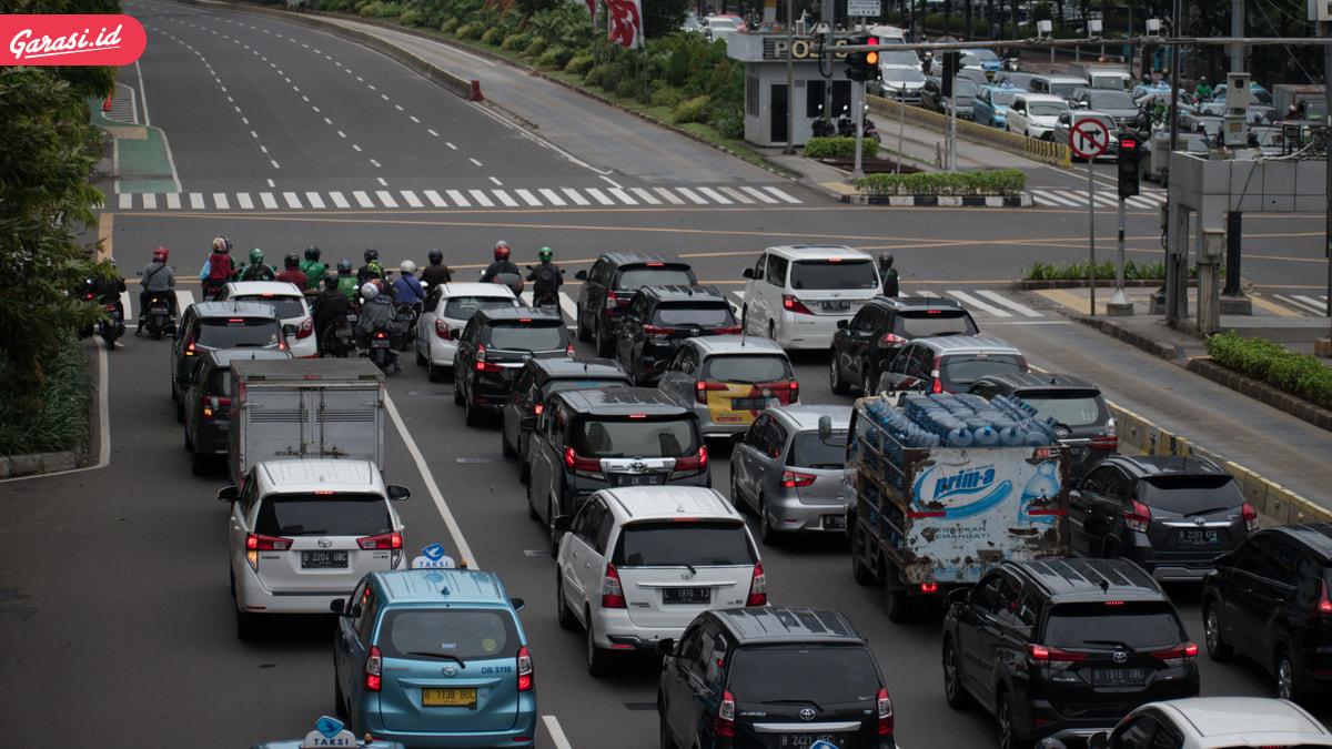 Jakarta PSBB Ketat! Agar Tak Membludak, Ganjil Genap Belum Diberlakukan