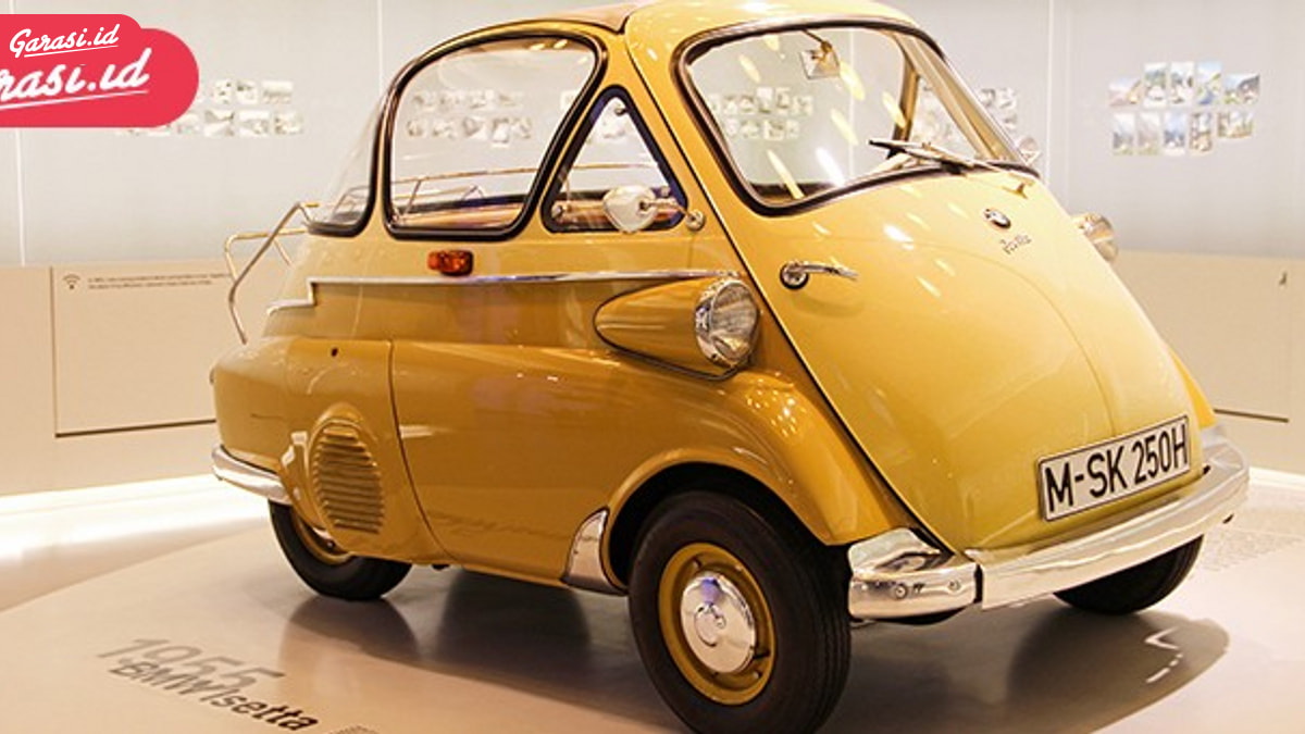 "BMW Isetta Ada Yang ""Made in China"""