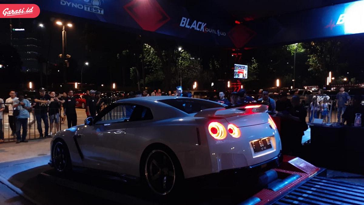 Mitsubishi Evolution 8 Gemparkan Black Auto Battle 2019 Seri Jakarta