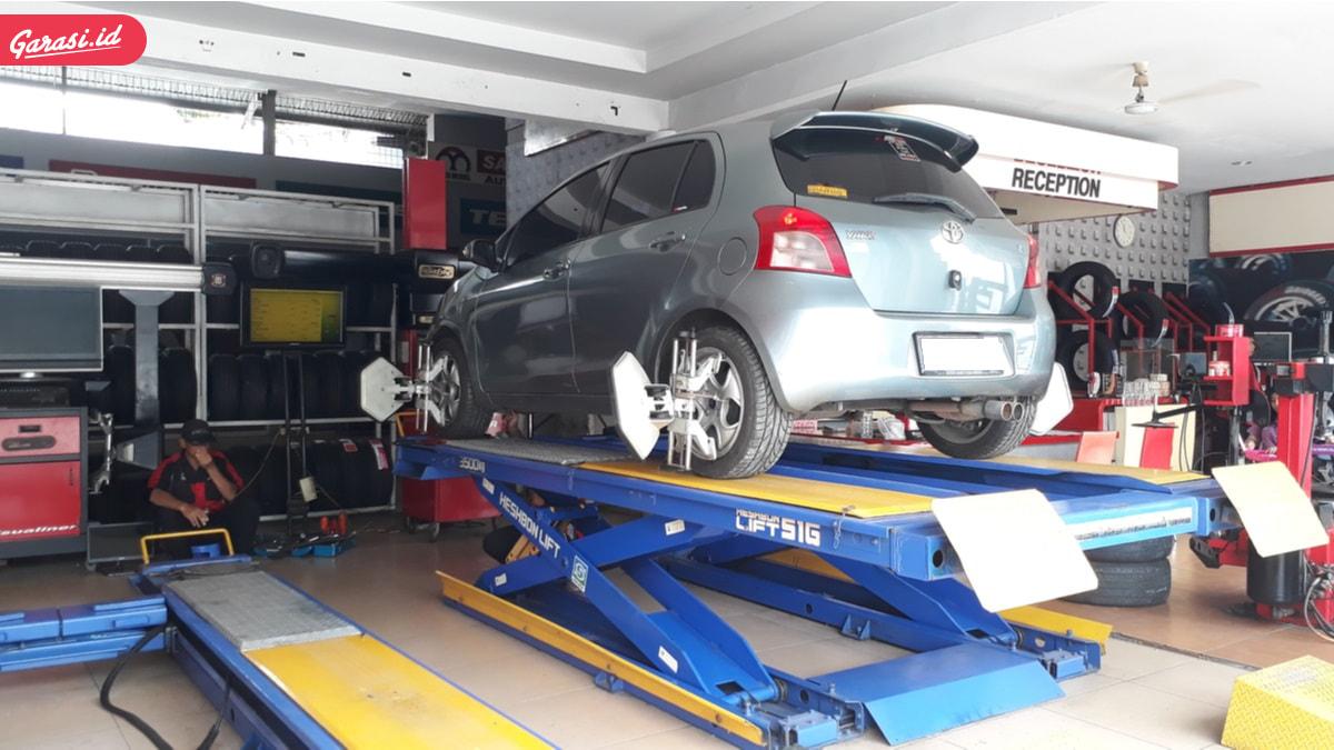 Perawatan Mobil Jangan Hanya Sektor Mesin, Tapi Juga Kaki-kaki