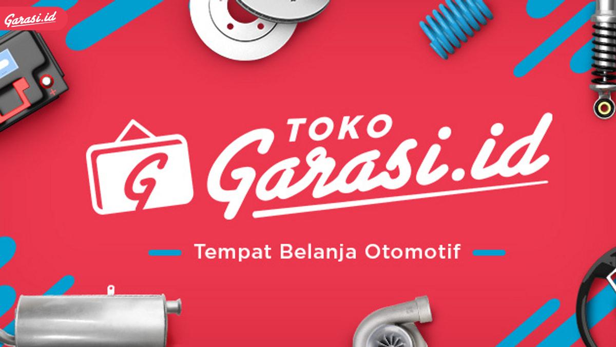Belanja Otomotif di Toko Garasi.id