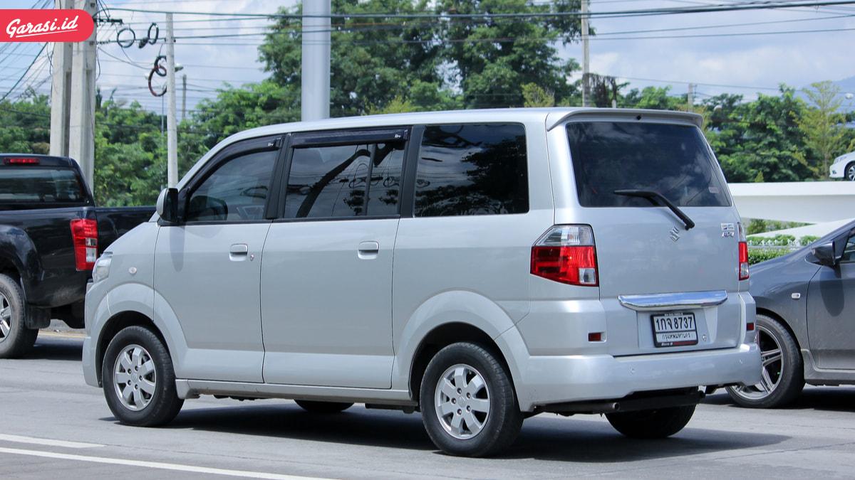 Sempat Jadi Rival Avanza, Bagini Sekarang Kabar Suzuki APV