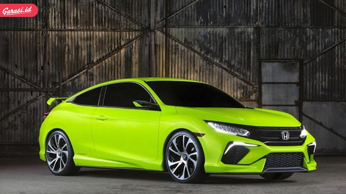 Honda Kawinkan Diesel dengan Transmisi Otomatis Untuk Civic