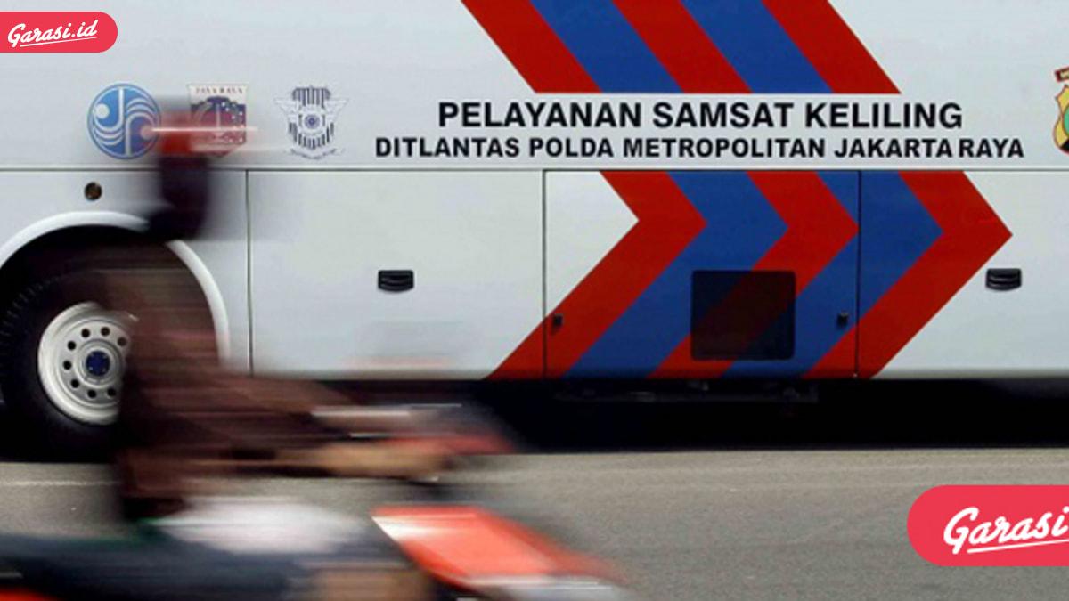 Akhir Bulan Ini Jadi Batas Akhir Mutasi Denda Pajak Kendaraan Buat Warga Jakarta