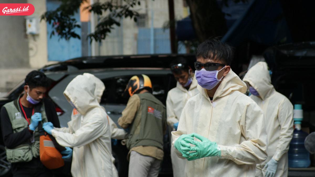 Kita Lawan Bersama Virus Corona, Dengan Berdonasi Bantu Para Tenaga Medis