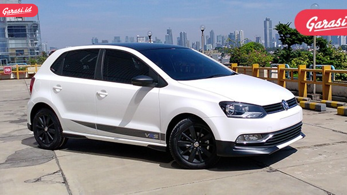 Volkswagen Polo VRS Tampil Sporty di IIMS 2018