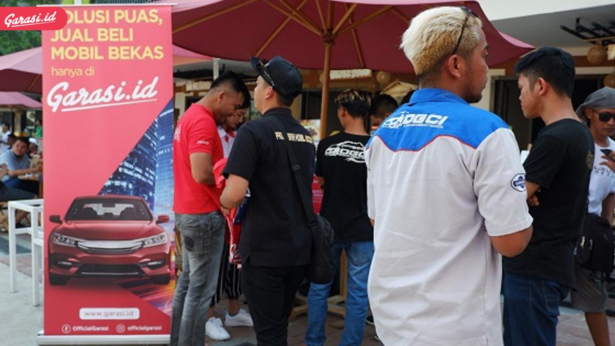 'Hajatan' Pamor Sukses Mengubah Atmosfer Otomotif Bogor