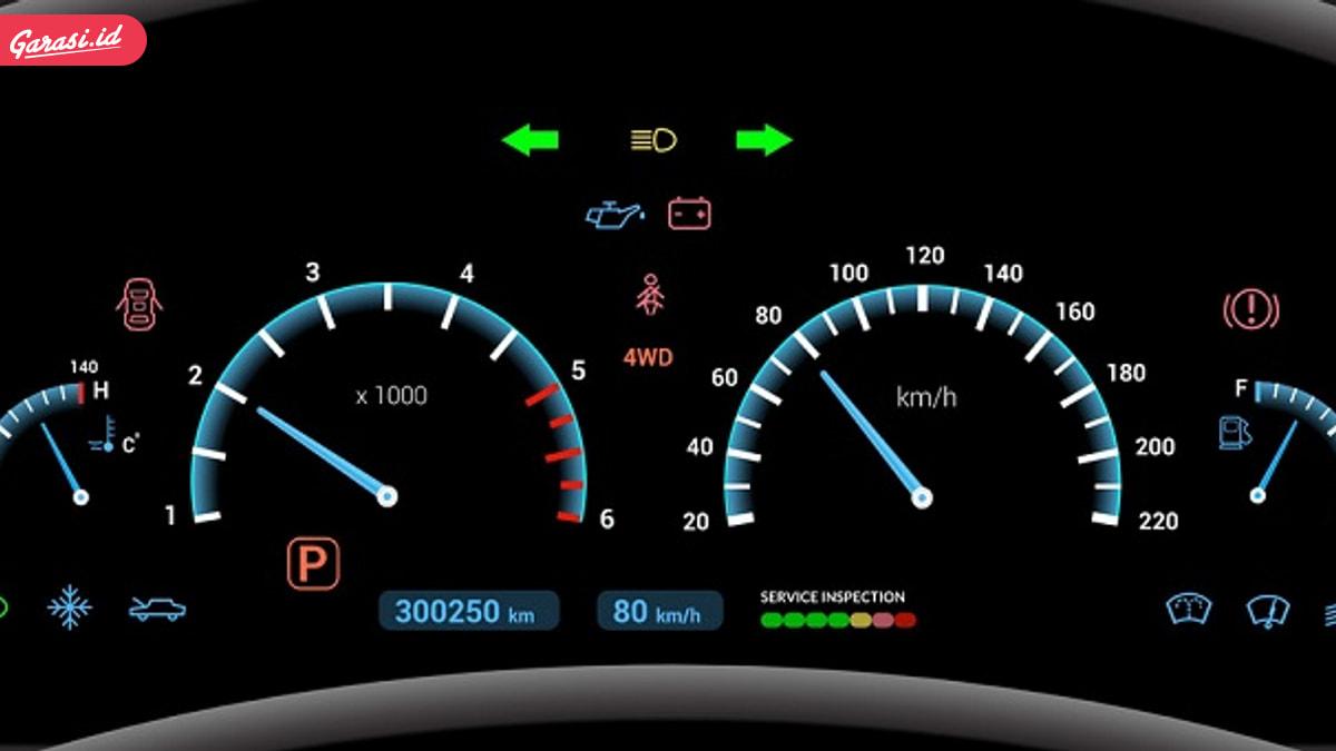 Indikator Mobil Menyala? Kenali dan Pahami Penyebabnya